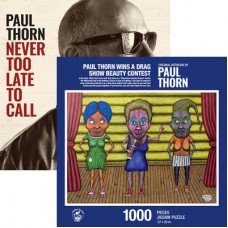 Never Too Late To Call CD + Puzzle