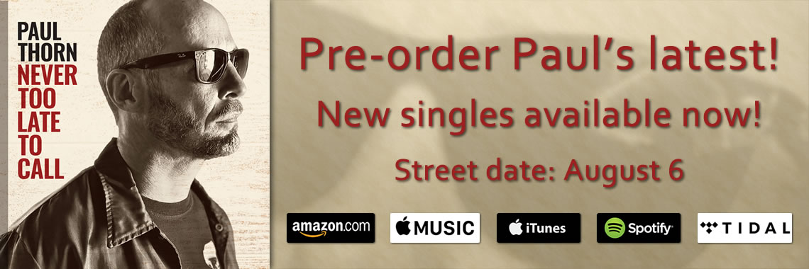 Never Too Late To Call Pre-Order