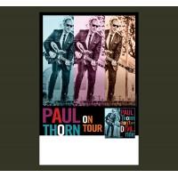 Don't Let The Devil Ride Album Cover Tour Poster