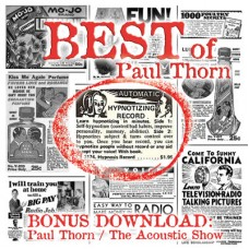 Best Of Paul Thorn (On CD)