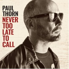 Never Too Late To Call (On CD)