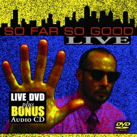 So Far So Good LIVE (DVD/CD package)