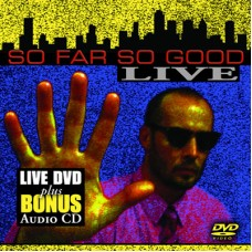 So Far So Good LIVE (DVD/CD package)